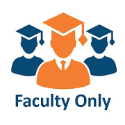 Faculty Only