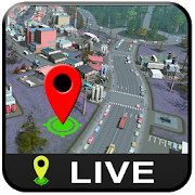 Live Street View Maps Navigation  Satellite Maps