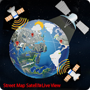 Street Map Satellite Live View