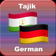Tajik German translator